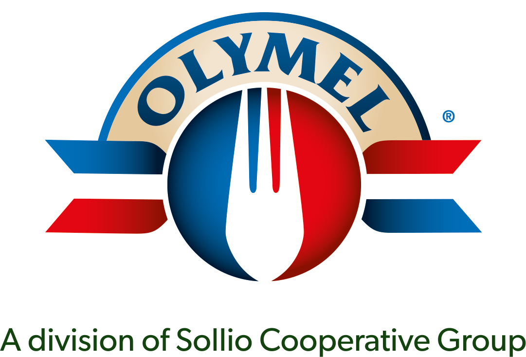 Olymel logo with endorsement
